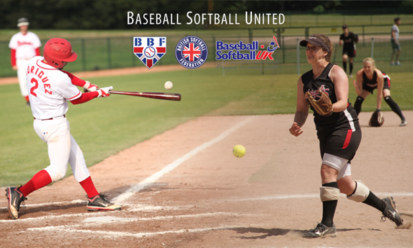 Combined Image of baseball and softball players